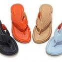 Vilebrequin впервые представил линию пляжных сандалий