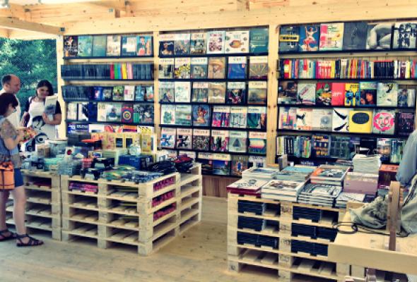 Книжный магазин «Гараж» - Фото №2