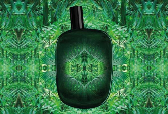 Comme des Garçons выпустил новый «взрывной» аромат Amazingreen - Фото №0