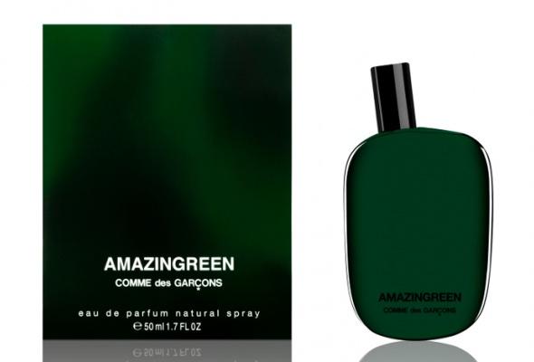 Comme des Garçons выпустил новый «взрывной» аромат Amazingreen - Фото №2