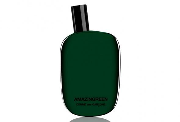 Comme des Garçons выпустил новый «взрывной» аромат Amazingreen - Фото №1