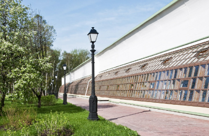 Оранжерейный комплекс Царицыно