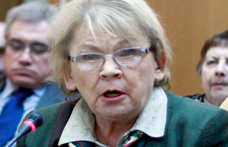 В гостях Мариэтта Чудакова
