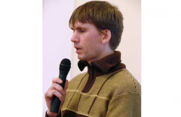 В гостях Станислав Востоков