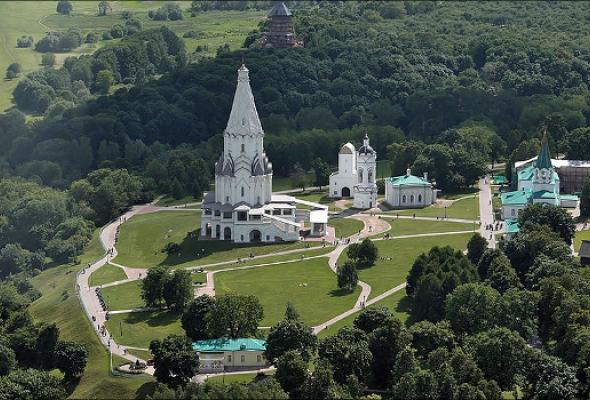 Музей-заповедник Коломенское - Фото №3