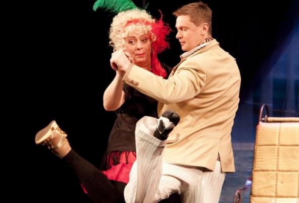 Гастрольное танго - Фото №6