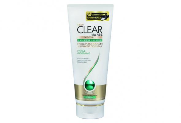 CLEAR vita ABE представил новые средства для волос после мытья - Фото №1