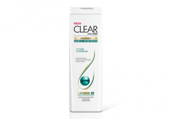 CLEAR vita ABE представил новые средства для волос после мытья - Фото №2