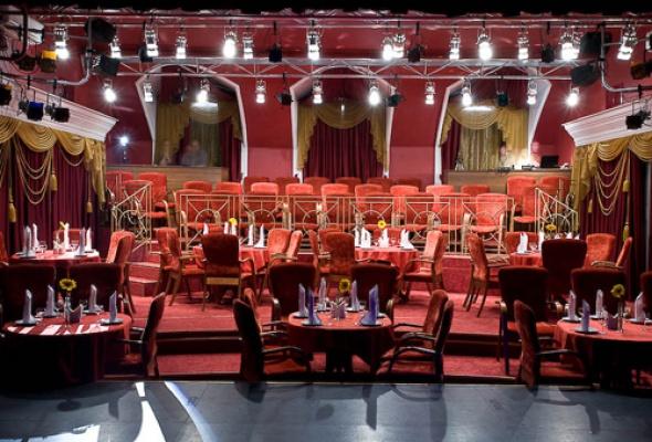 Театральный центр на Коломенской - Фото №0