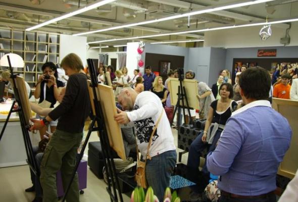 Международный фестиваль мебели и предметов интерьера - Фото №0