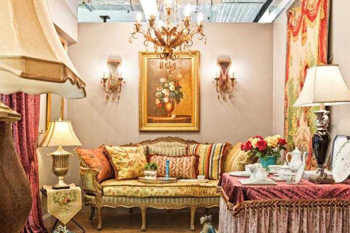 Международный фестиваль мебели и предметов интерьера