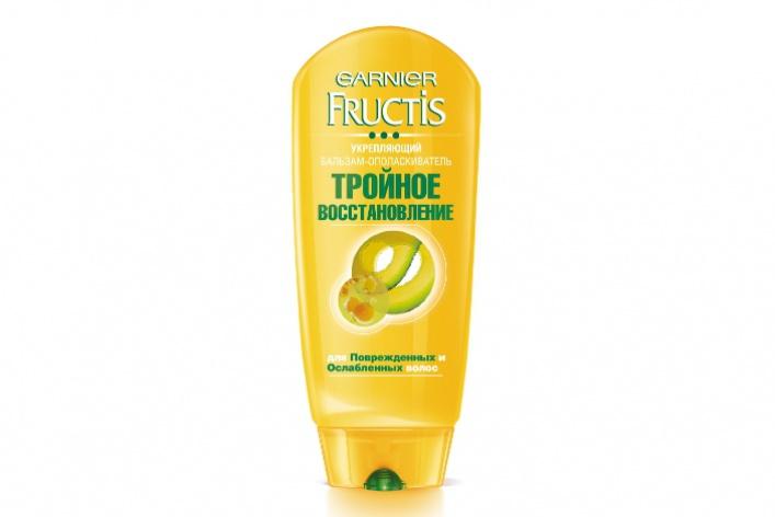 Обновленный Fructis Garnier