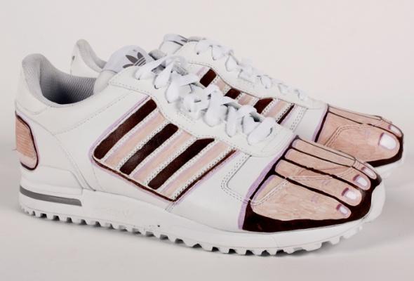 Художники Street Kit создали свою версию кроссовок ZXadidas Originals - Фото №7