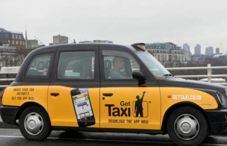 Лондонское такси: мини-кэб ичерный кэб