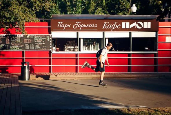 ЦПКиО им. Горького: фотогид поглавному парку города - Фото №7