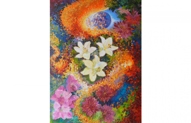 Анастасия Симкина «Свет божественной любви»