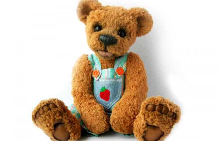 """Начало курса """"Технология изготовления классического медведя Тедди на шарнирном креплении"""""""