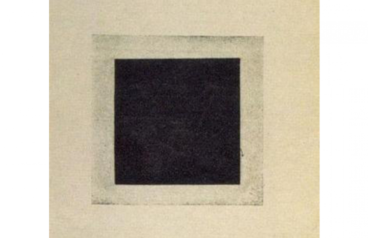 Рождение «Черного квадрата»