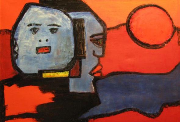 """Боб Кошелохов """"Fragment - Two Highways / Часть - Два Пути"""" - Фото №1"""