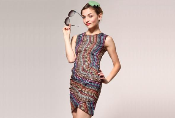 30коктейльных платьев дешевле 5000 рублей - Фото №21