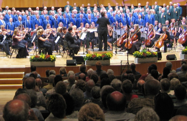 Мужской хор Ассоциации мужских хоров Уэльса