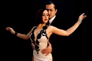 Мастер-класс по танго