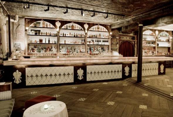 Рестораны ибары Нью-Йорка - Фото №1