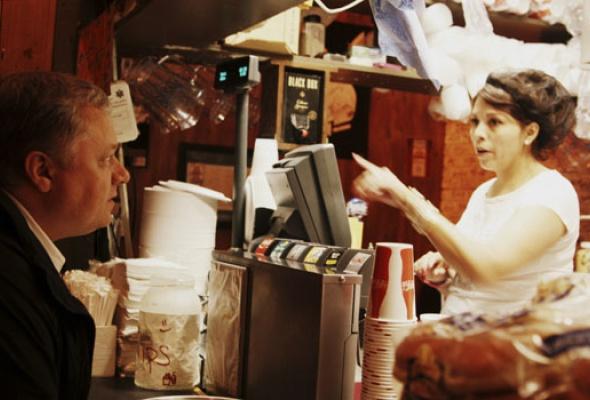 Рестораны ибары Нью-Йорка - Фото №2