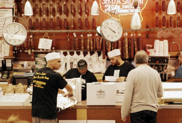 Рестораны ибары Нью-Йорка - Фото №4