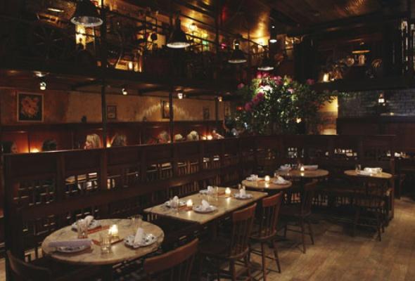 Рестораны ибары Нью-Йорка - Фото №5