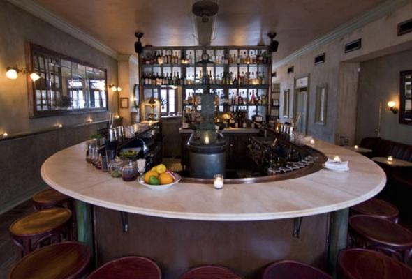 Рестораны ибары Нью-Йорка - Фото №6