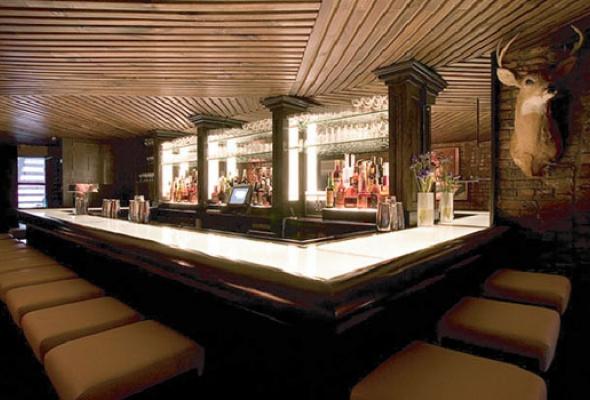 Рестораны ибары Нью-Йорка - Фото №7