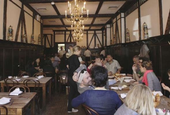 Рестораны ибары Нью-Йорка - Фото №8