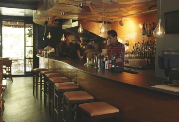 Рестораны ибары Нью-Йорка - Фото №9