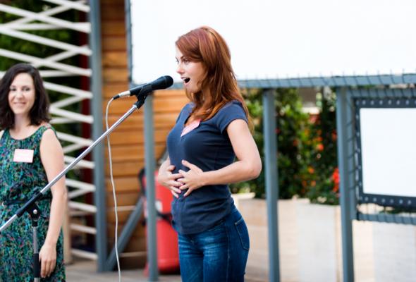 Урок вокала - Фото №1