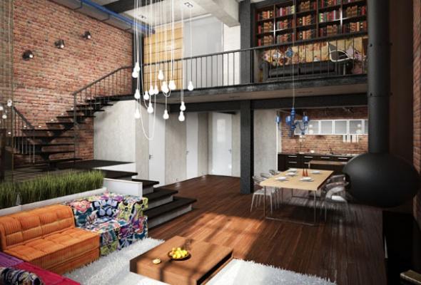 Апартаменты илофты: 9заманчивых вариантов - Фото №0