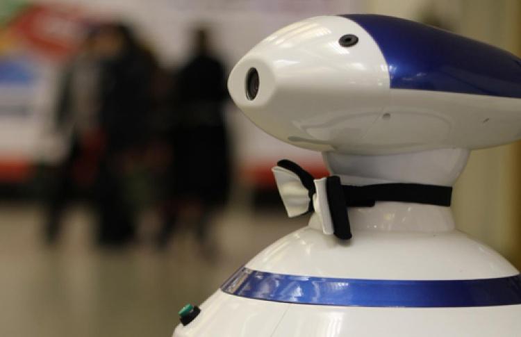 Звездное робот-караоке