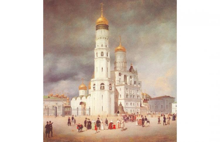Феличита в Московском Кремле