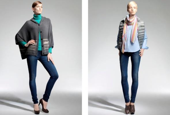 Новые джинсы Uniqlo делают ноги стройнее - Фото №0