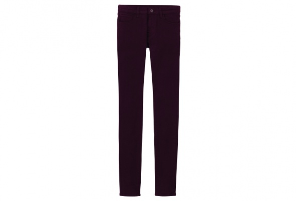 Новые джинсы Uniqlo делают ноги стройнее - Фото №2