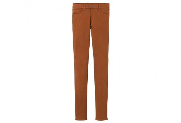 Новые джинсы Uniqlo делают ноги стройнее - Фото №3