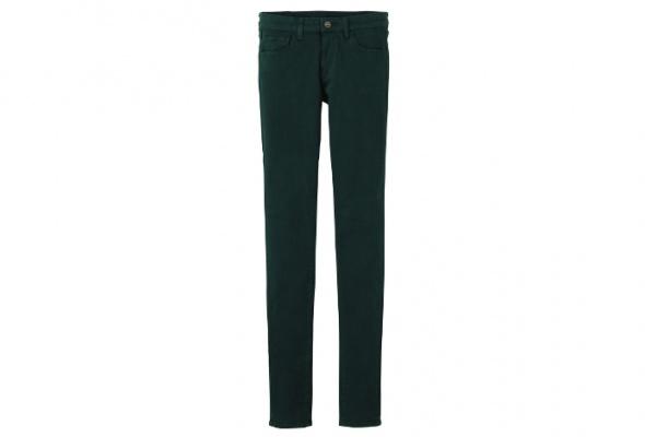 Новые джинсы Uniqlo делают ноги стройнее - Фото №4