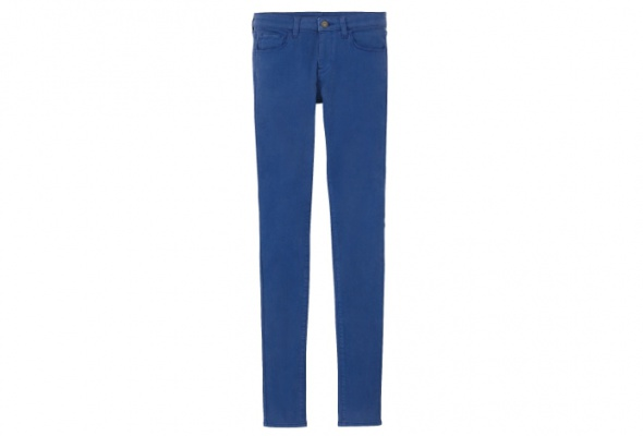 Новые джинсы Uniqlo делают ноги стройнее - Фото №5