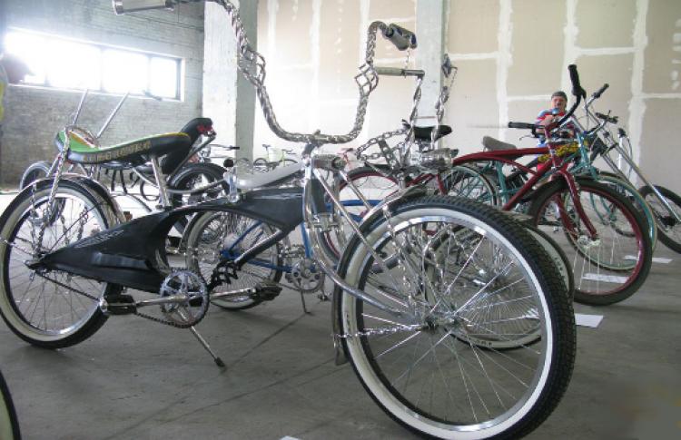Kustom Groove Bike