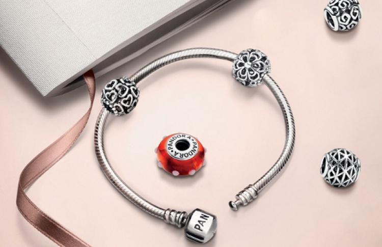 Специальная цена на ювелирные наборы Pandora