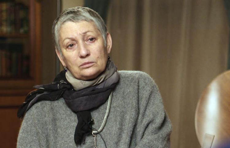 В гостях Людмила Улицкая