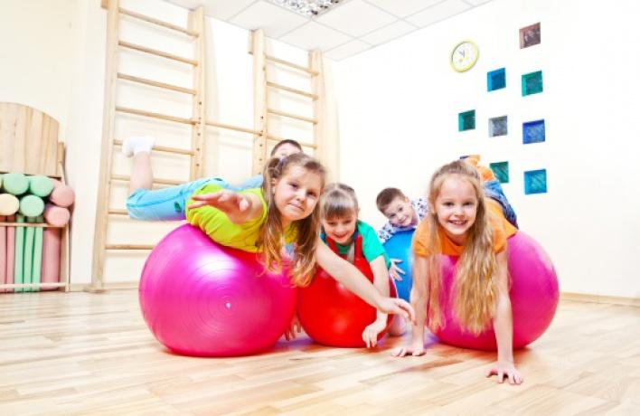 Детский Fitness House