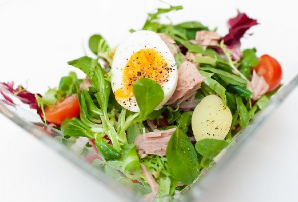 Шесть новых салатов - Фото №0