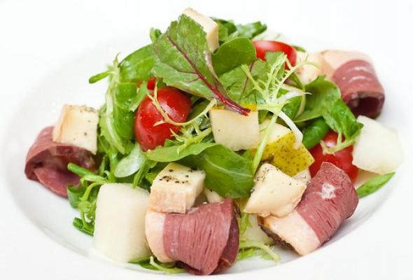 Шесть новых салатов - Фото №1