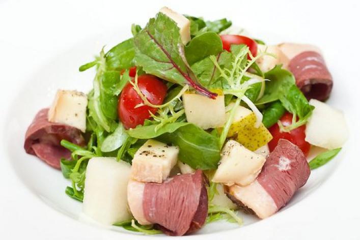 Шесть новых салатов